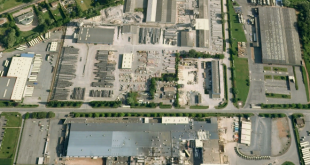 Zone industrielle