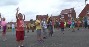 Flashmob de Gouillard – 19/08/2016