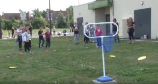 Journée sport de l'école Jaurès – 22/09/2016