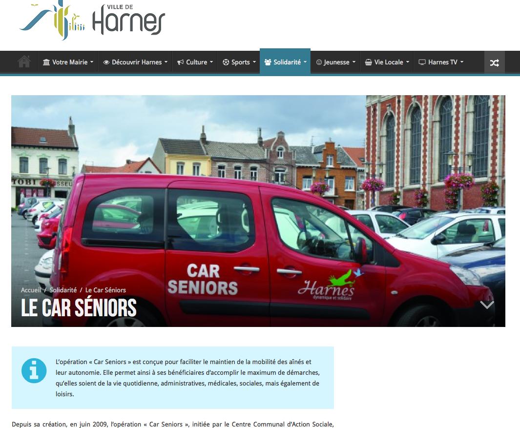 Découvrez le Car Seniors