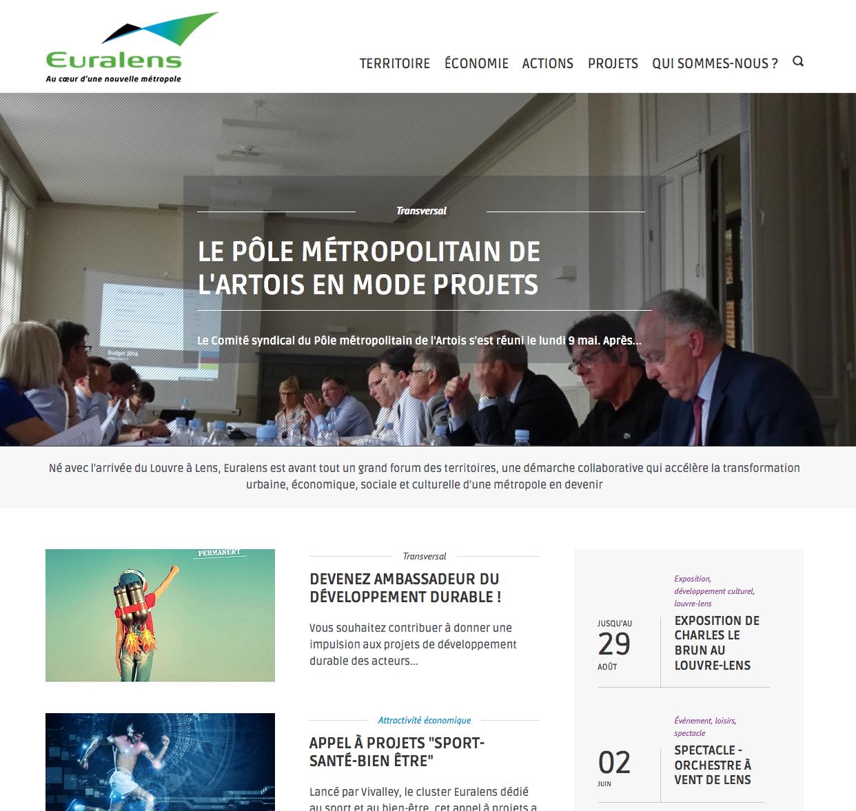 Plus d'infos sur le site d'Euralens