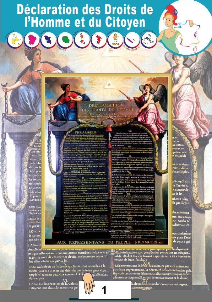 Exposé sur les présidents, réalisé par le CRIJ et le PIJ de Harnes