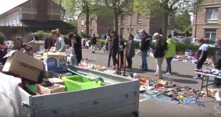 Vide grenier de la Curie Familly – 06/05/2017