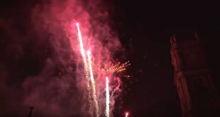Feu d'artifice – 13/07/2017