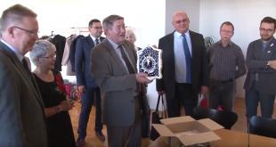 Réception officielle délégation polonaise – 28/10/2017