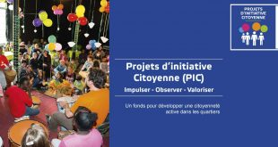 Projets d'Initiative Citoyenne