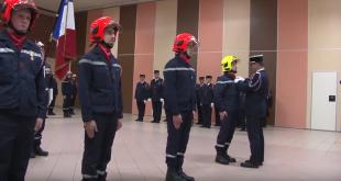 Sainte Barbe chez les pompiers – 29/11/2017