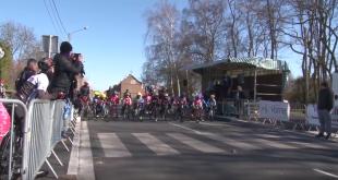Course cycliste à Harnes – 25/02/2018