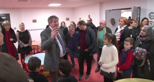 Inauguration restaurant scolaire « Belle vue »  – 23/11/2018