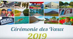 Cérémonie des vœux du Maire 2019 – 25/01/2019