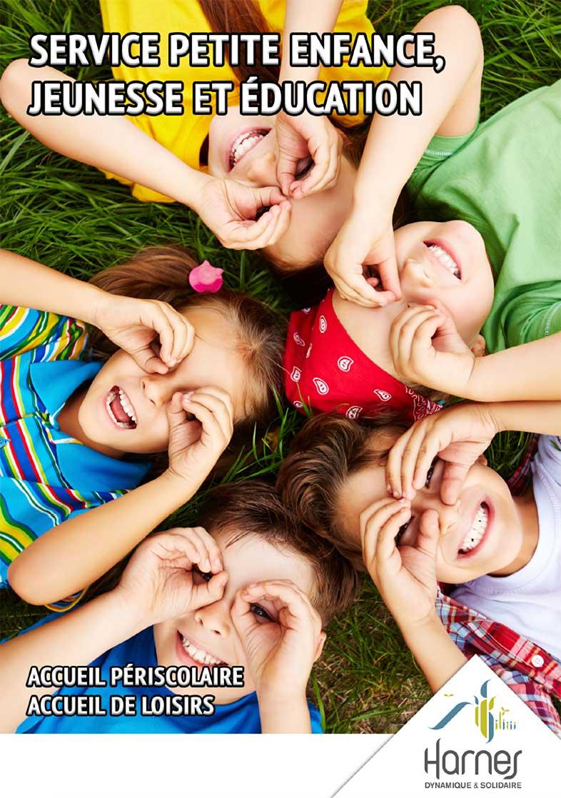 Consulter le livret Enfance-Jeunesse