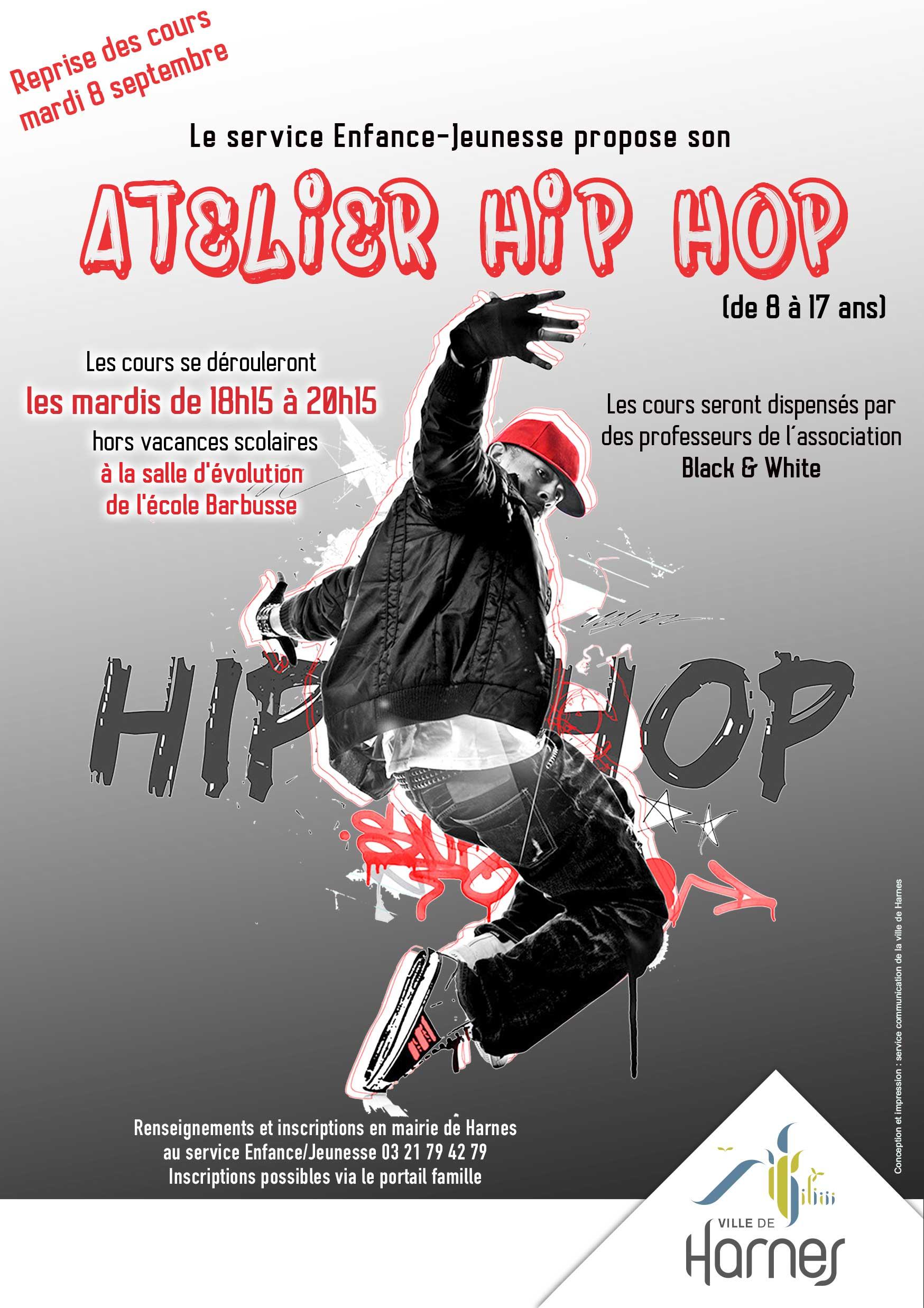 Atelier Hip Hop 2020